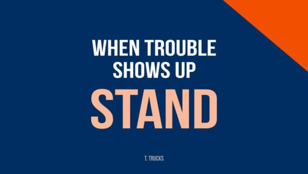 Trouble Stand